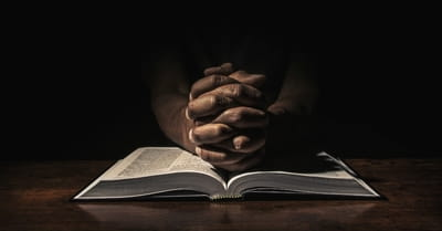 Remember These 3 Things When You Feel Like You Can't Pray