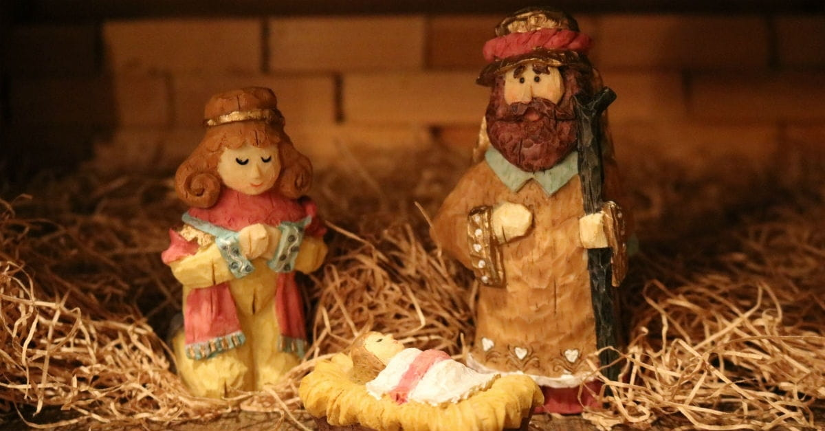 Nativity Scenes are SO Unrealistic (but SO Necessary to Notice!)