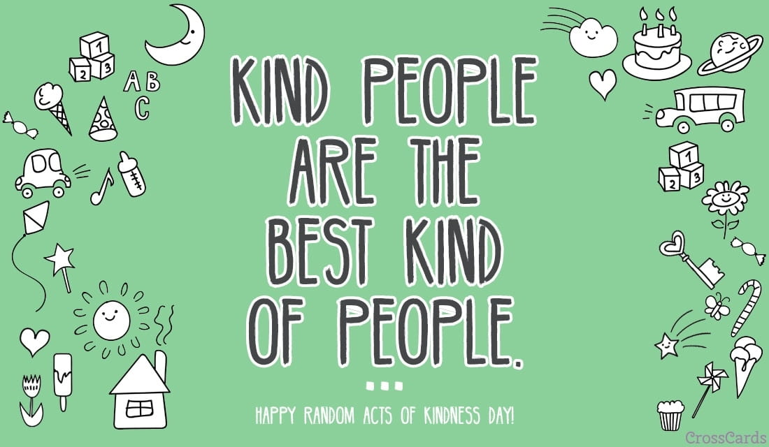 Happy Random Acts of Kindness Day! (2/17) ecard, online card