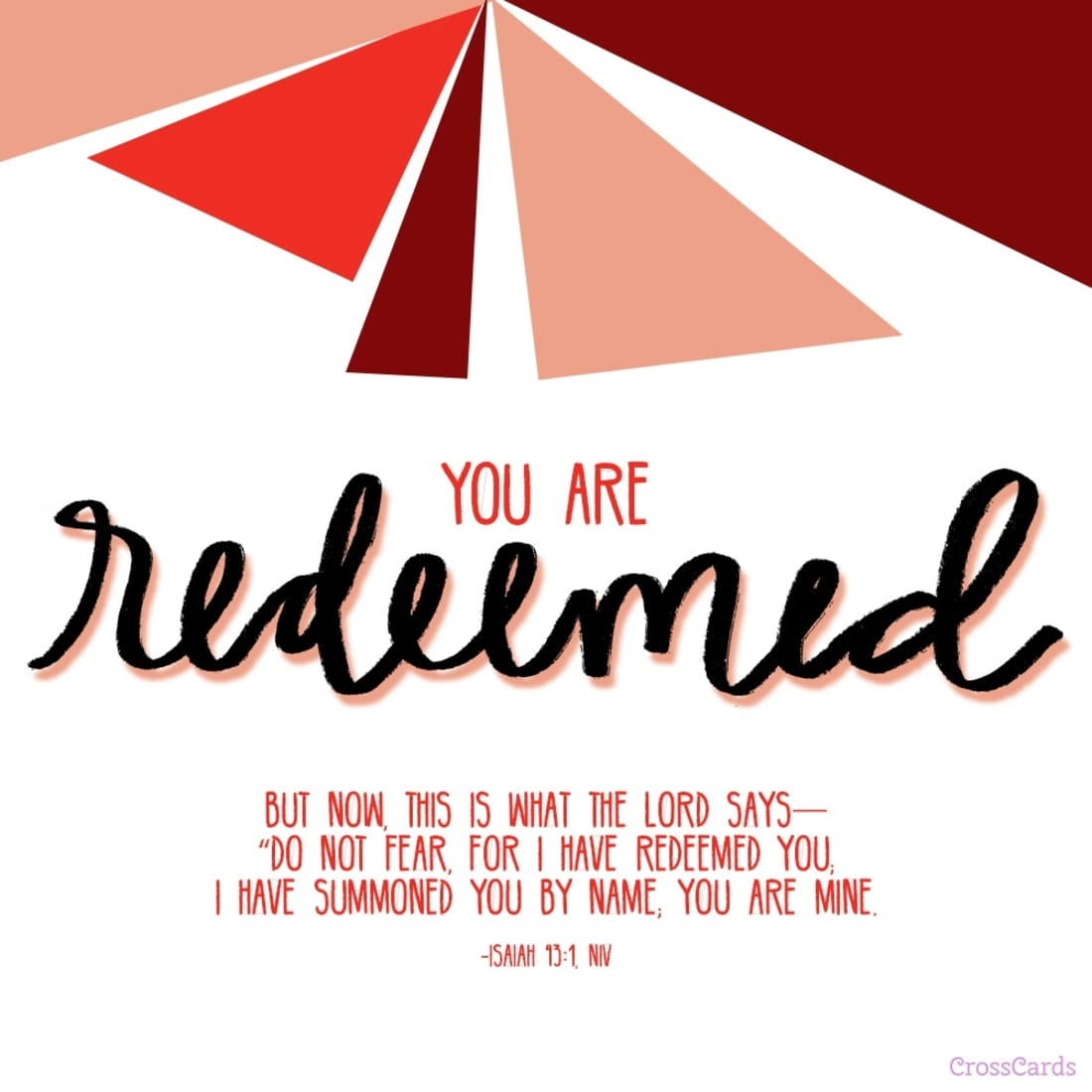 You Are Redeemed! ecard, online card