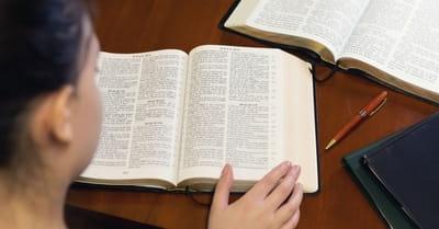 3 Things to Do When Bible Study Seems Lifeless
