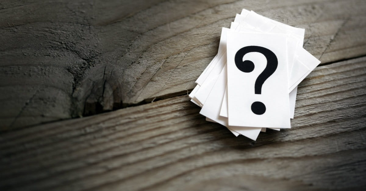 """3. After you have considered these things, you then are ready to ask the """"Wh"""" questions."""