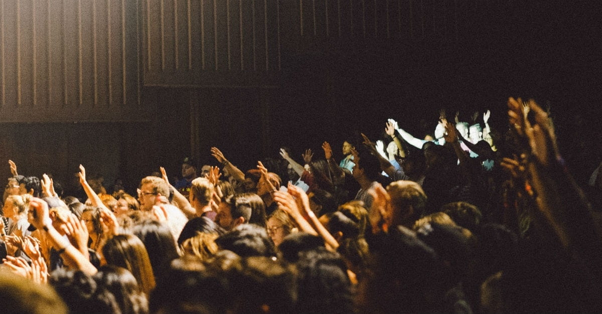 5 Reasons You Should Stay at Church (Even When You Want to Leave)