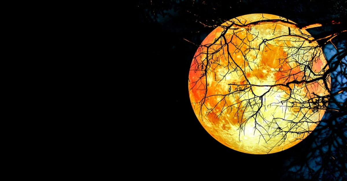 red moon spiritual meaning 2018 - photo #16