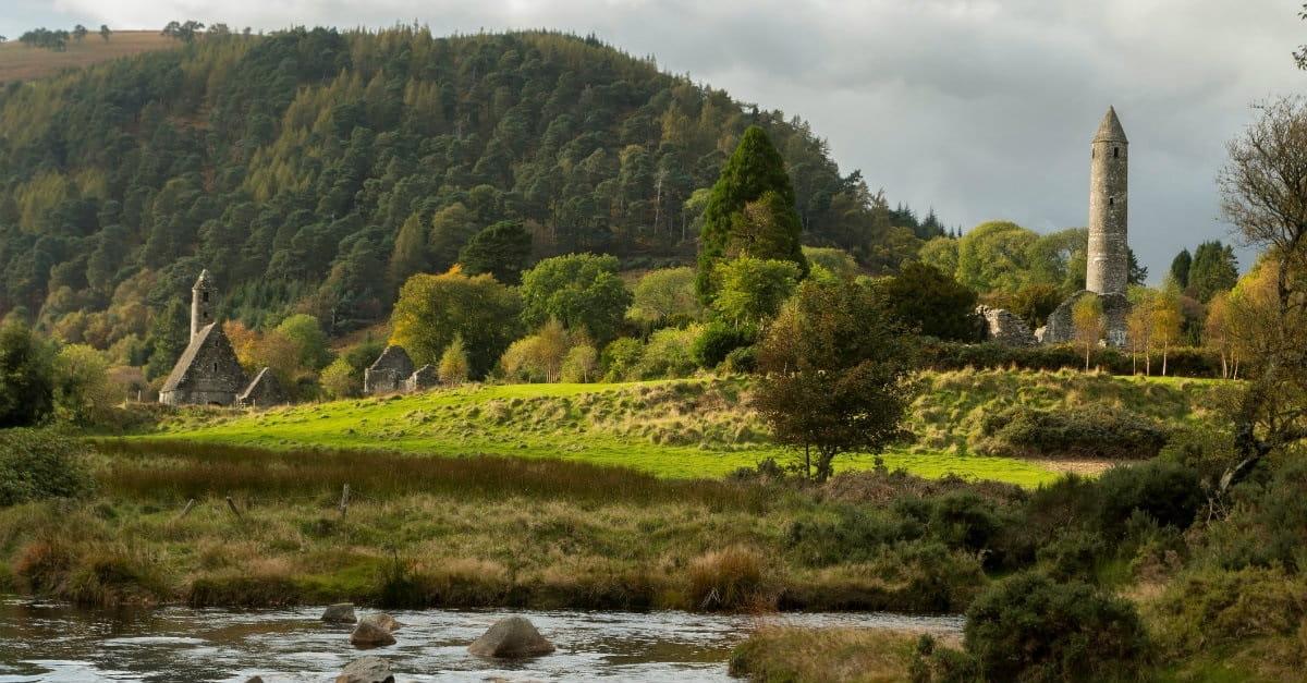 2. Glendalough – County Wicklow, Ireland