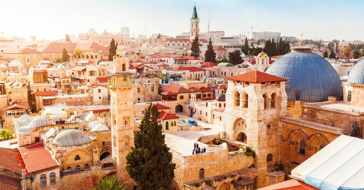 3. Jerusalem – Israel