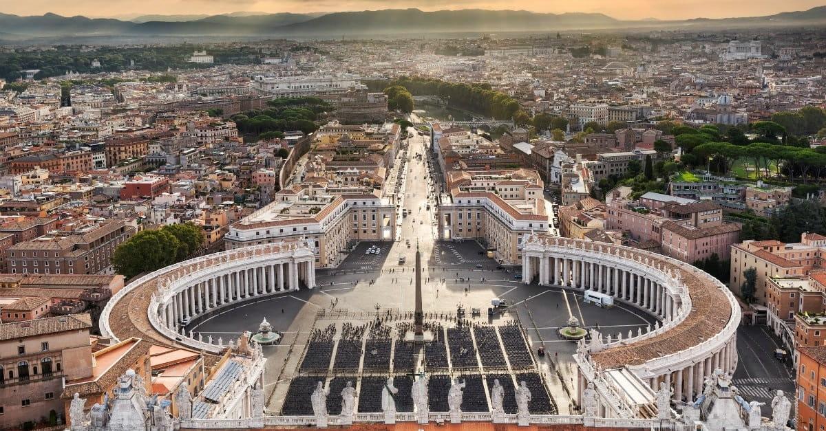 5. Vatican City