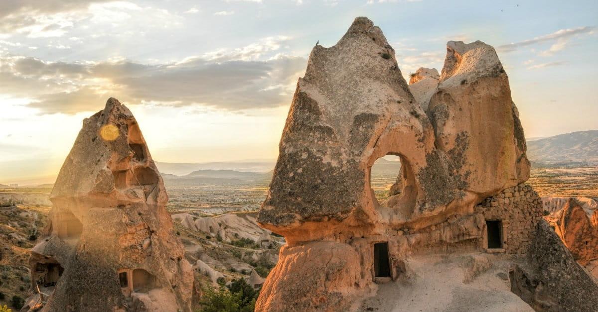 9. The Cave Churches of Cappadocia – Göreme, Turkey