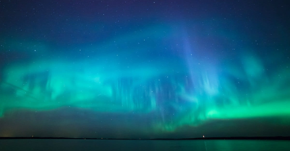 10. The Northern Lights (or any Natural Wonder)