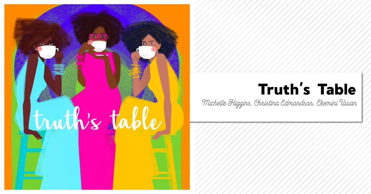 3 truths table