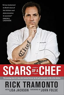 Rick Tramonto Tells All in <i>Scars of a Chef</i>