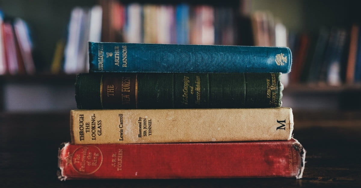How to Keep Reading Old Books