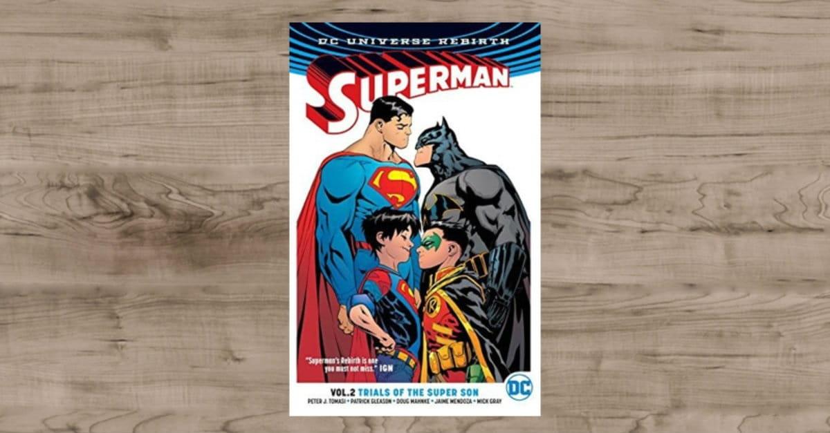 Batman, Superman & a Rebirth for the Family
