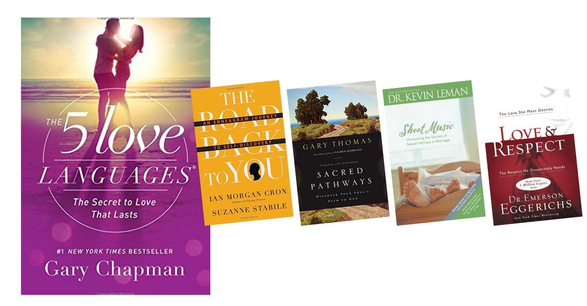 If you loved The Five Love Languages: How to Express Heartfelt Commitment to Your Mate by Gary Chapman...