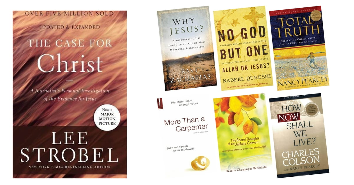 If you loved The Case for Christ: A Journalist's Personal Investigation of the Evidence for Jesus by Lee Strobel...