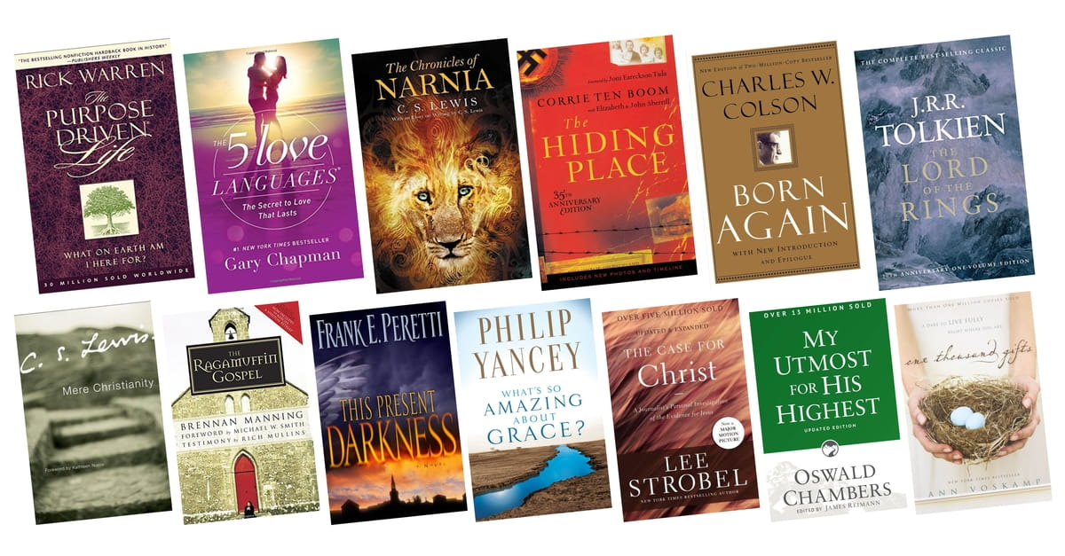 Books You Should Read if You Love These Christian Classics - San ...