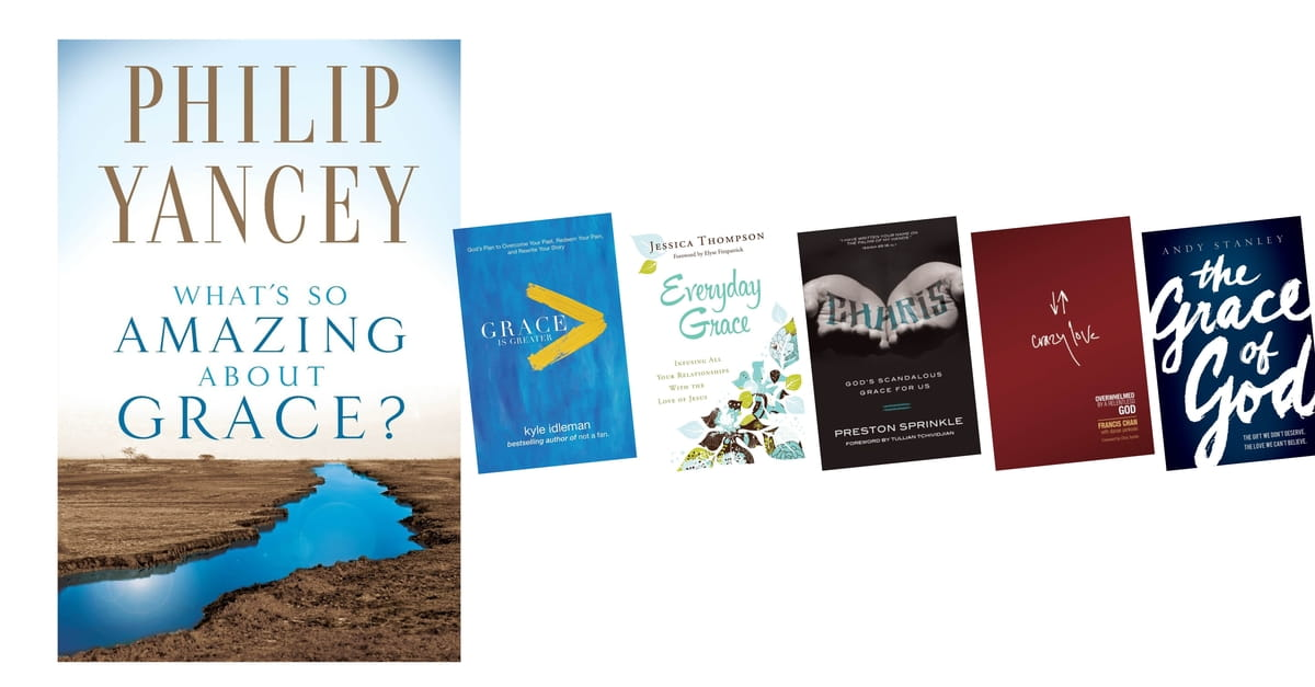If you loved What's So Amazing about Grace? by Philip Yancey...