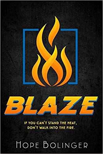 cover of Blaze by Hope Bolinger