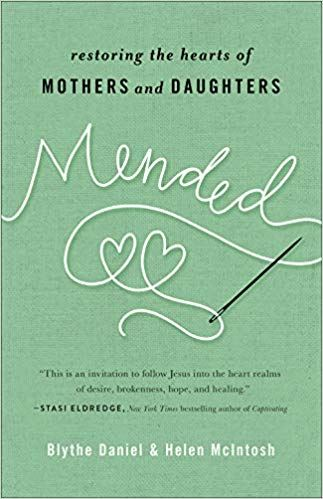 cover of the book Mended