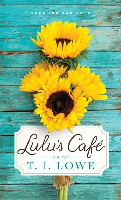 Couverture de Book Lulu's Cafe par T.I. Lowe
