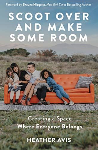 cover of Heather Avis' book Scoot Over and Make Some Room