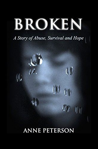cover of the book Broken, by Anne Peterson