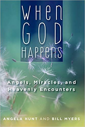 cover of book When God Happens by Angela Hunt