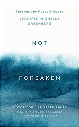 cover of the book Not Forsaken by Jennifer Greenberg