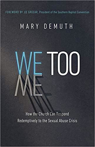 cover of the book We Too by Mary DeMuth