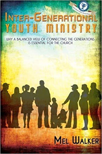 cover of the book Intergenerational Youth Ministry by Mel Walker