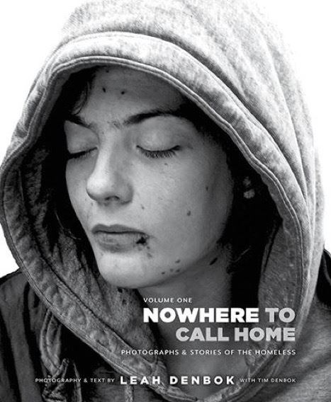 cover of Nowhere to Call Home book by Leah den Bok