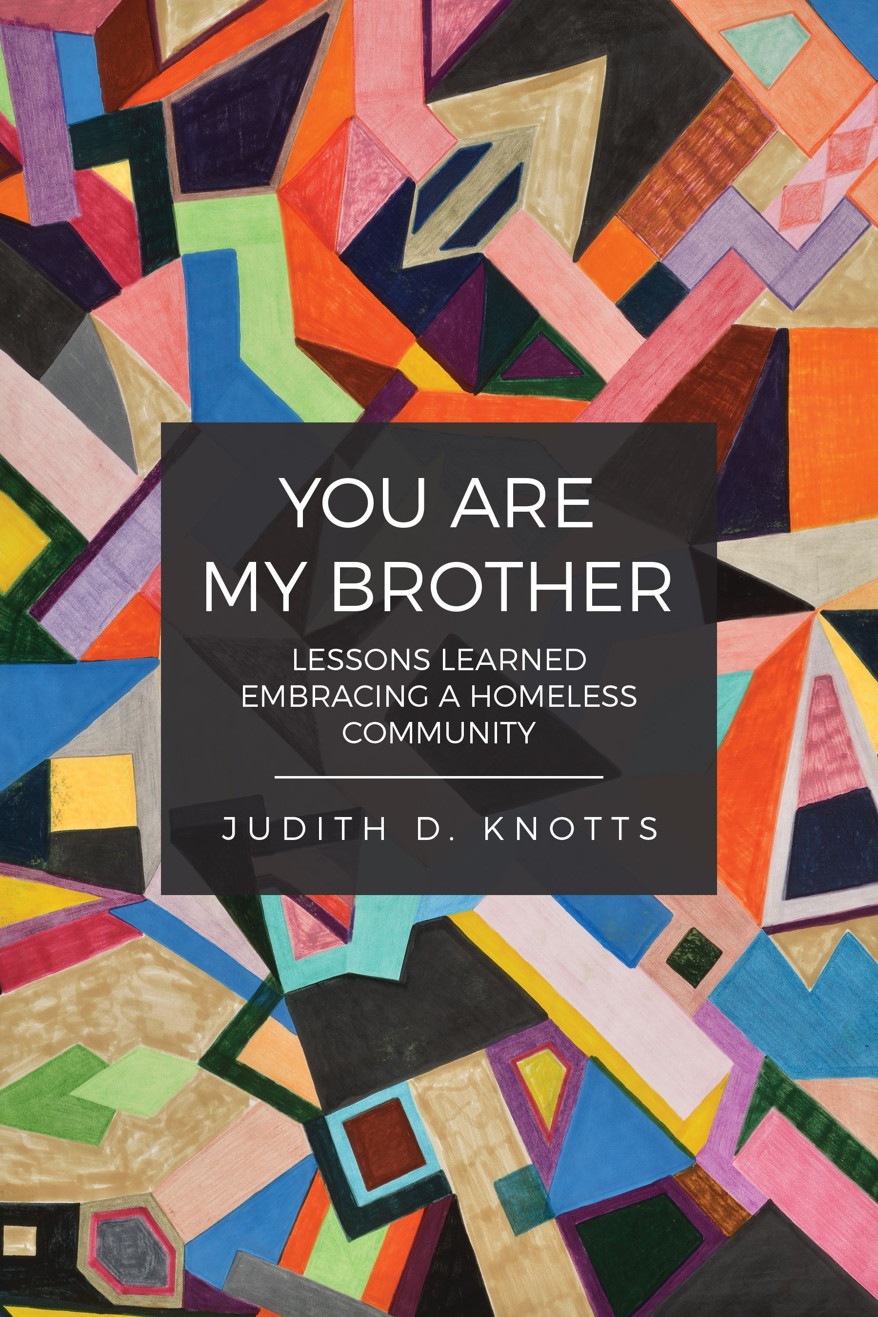 cover of the book You Are My Brother by Judith Knotts