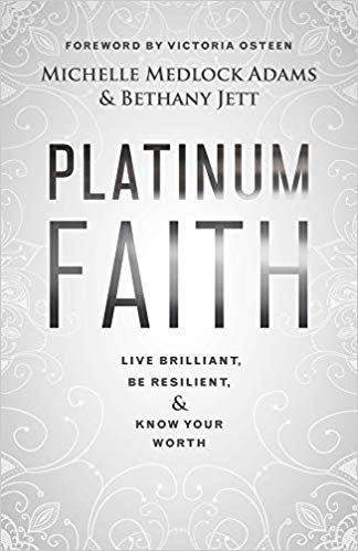cover of book Platinum Faith