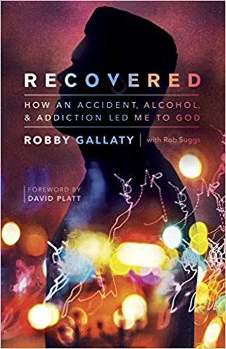 cover of book Recovered by Robby Gallaty