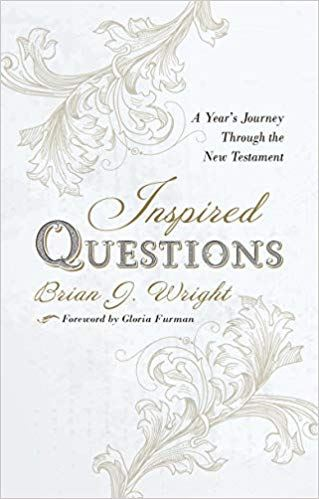 cover of book Inspired Questions by Brian J. Wright