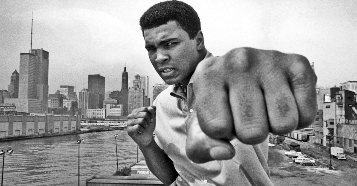 Muhammad Ali and Good News in the Muslim World