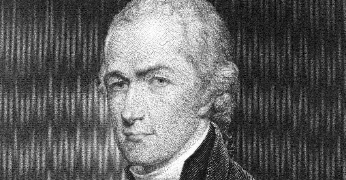 What Alexander Hamilton Can Teach Christians about Living in Faith