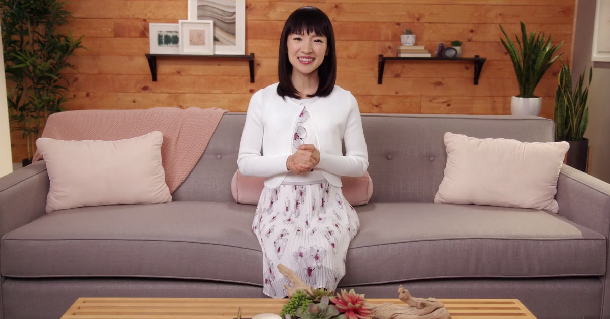 What Marie Kondo Doesn't Tell You about 'Tidying Up'