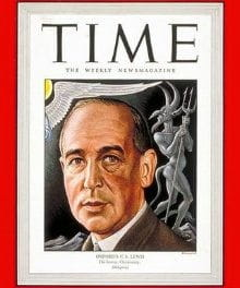 Alister McGrath on Why C.S. Lewis is So Important