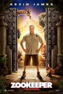 James Talks to the Animals in <i>Zookeeper</i>