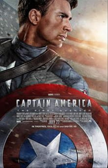 <i>Captain America</i> is Red, White and Blasé