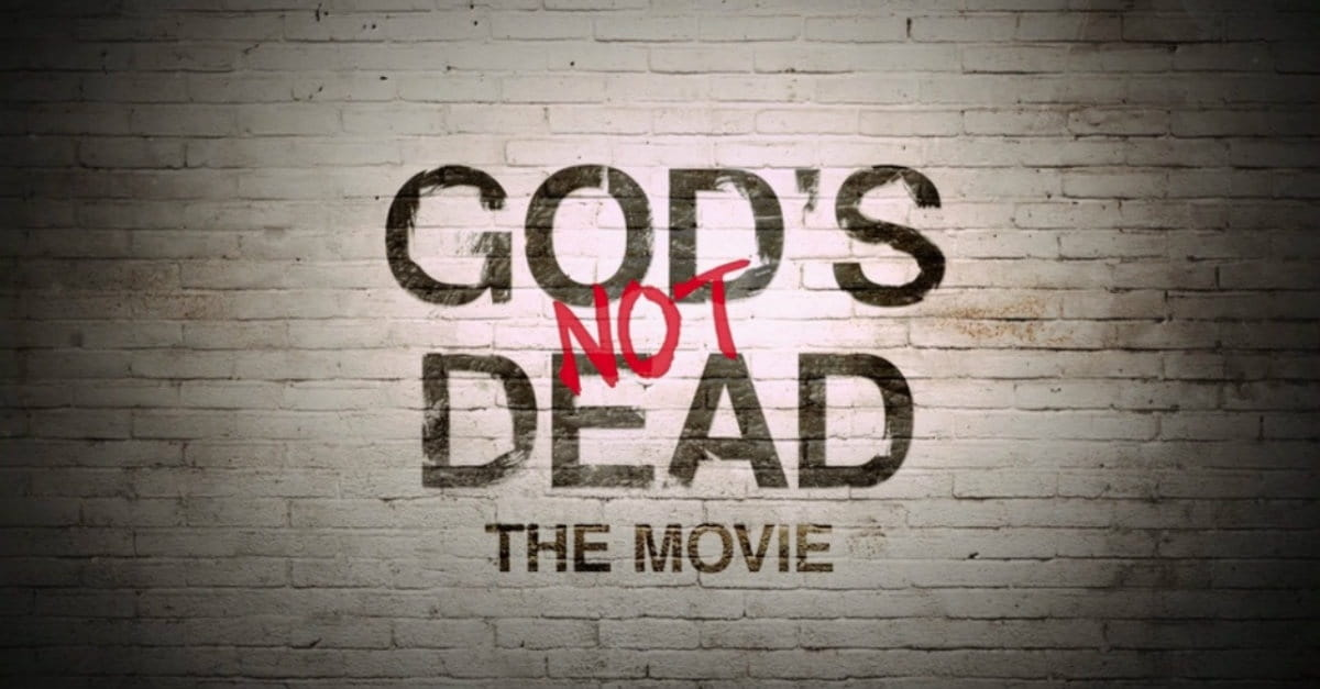 <i>God's Not Dead</i>... but Christian Films are on Life Support