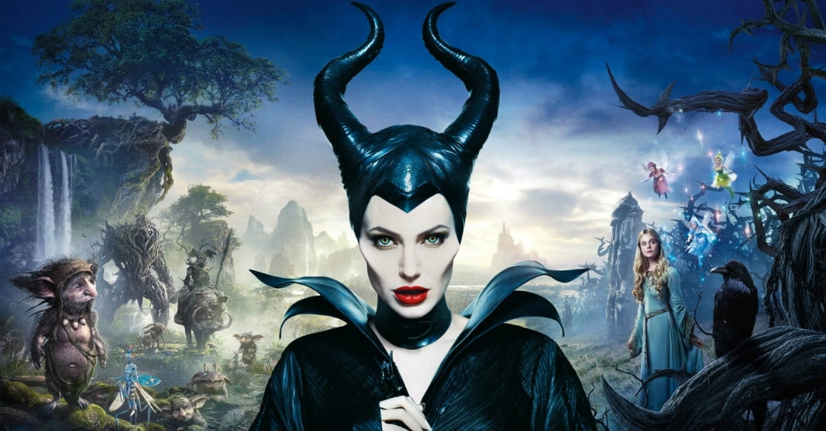 Jolie Is Scary Good In Maleficent Movie Review