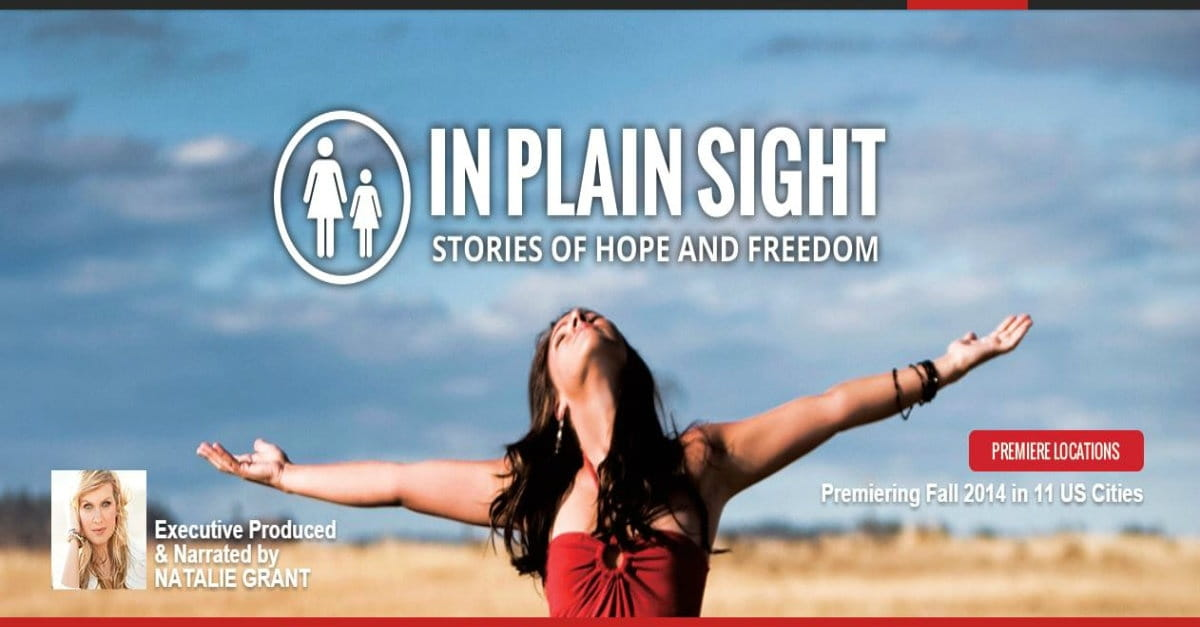 <i>In Plain Sight</i> is a Moving Call to Action on Sex Trafficking