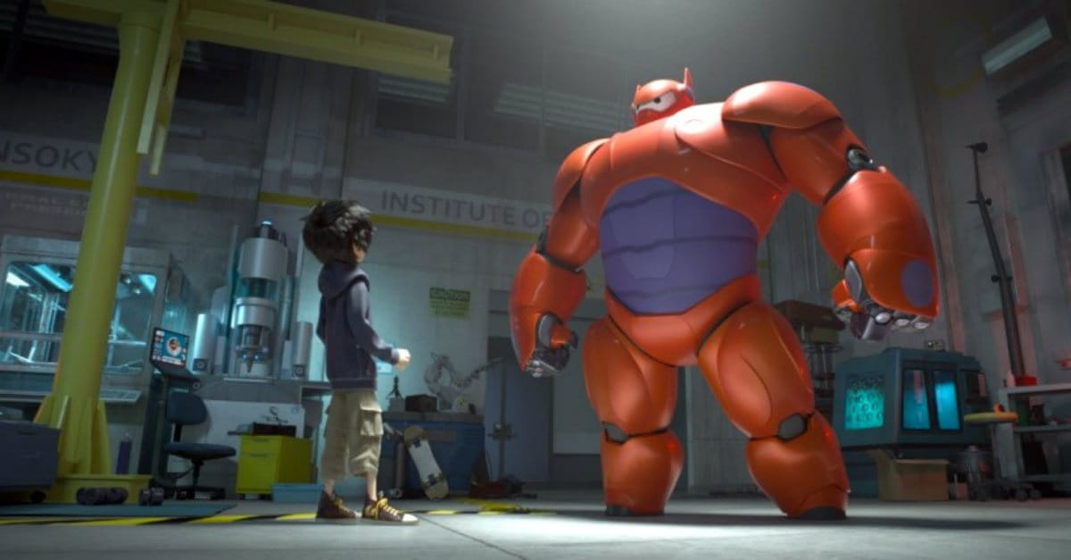 Creativity, Heart and One Huggable Protagonist Save the Day in <i>Big Hero 6</i>