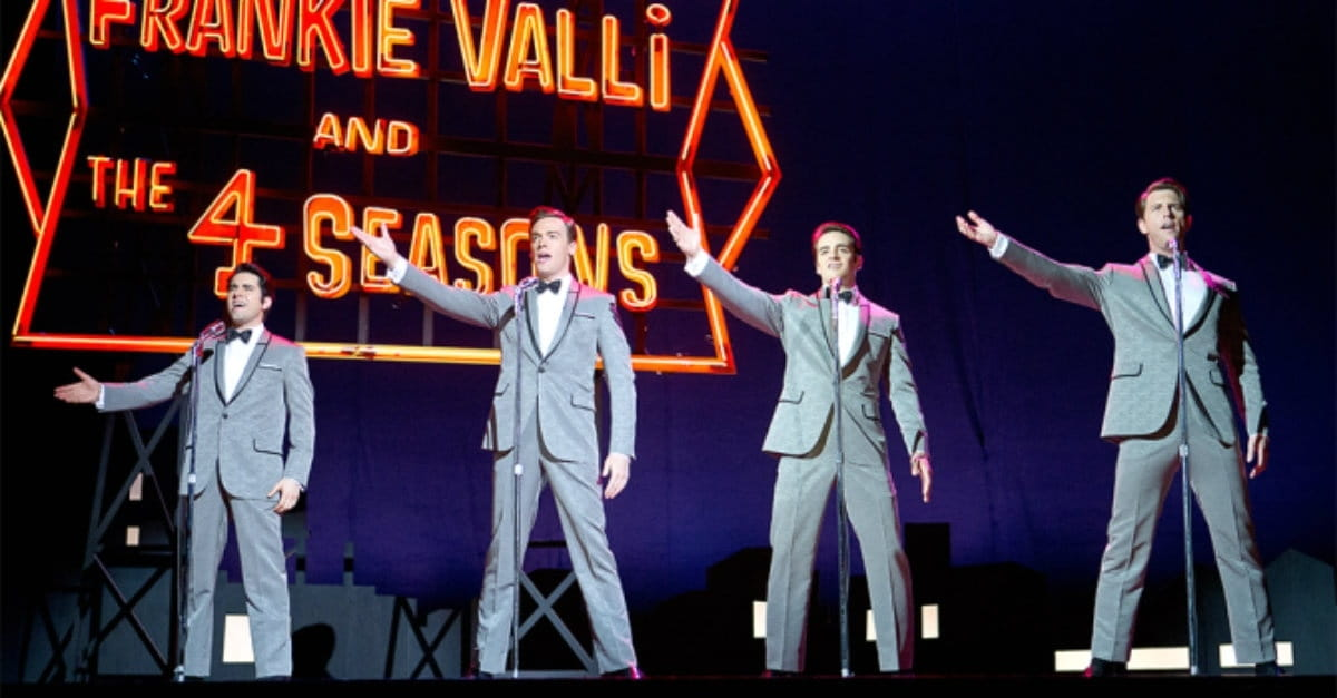 <i>Jersey Boys</i> Goes Behind the Music of the Four Seasons