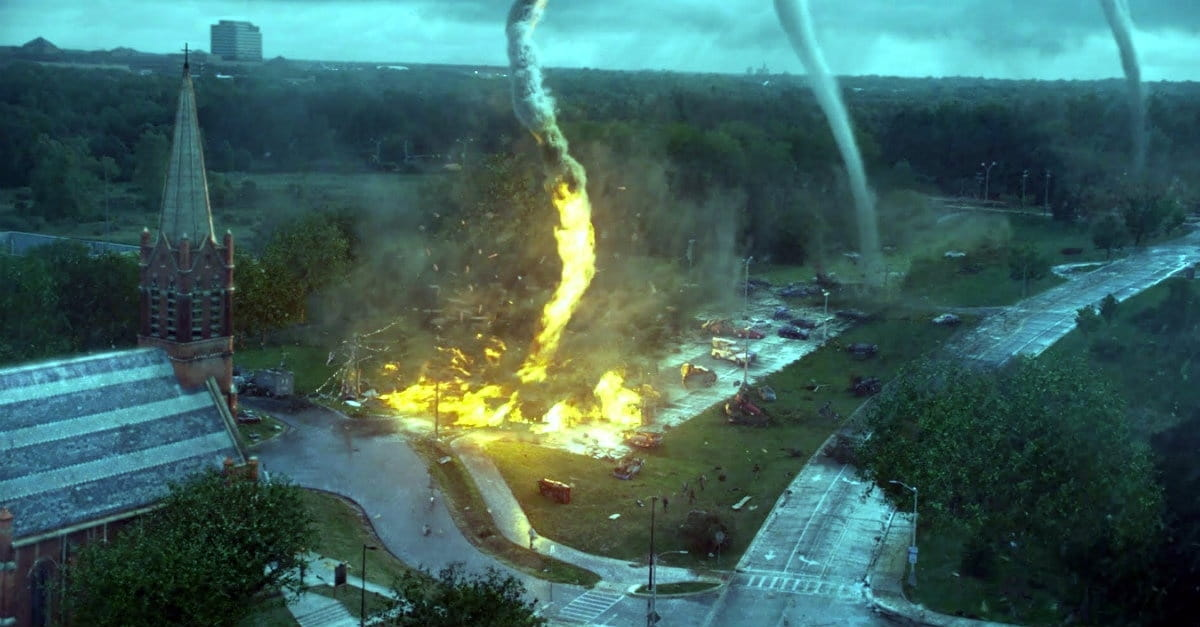 <i>Into the Storm</i> Looks Good, Sounds Good, Feels... Blah