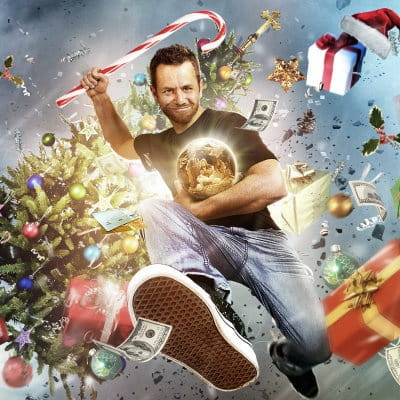Saving Christmas.Kirk Cameron S Saving Christmas From Grumpy Christians