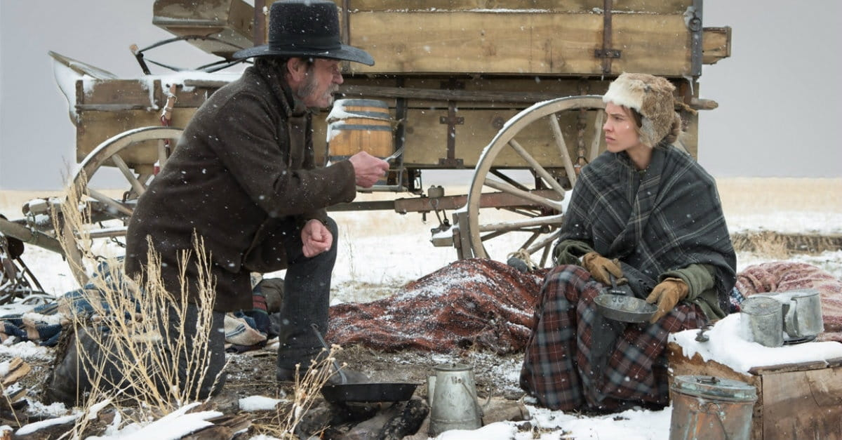 Jones's <i>The Homesman</i> the Best Western Since <i>Unforgiven</i>