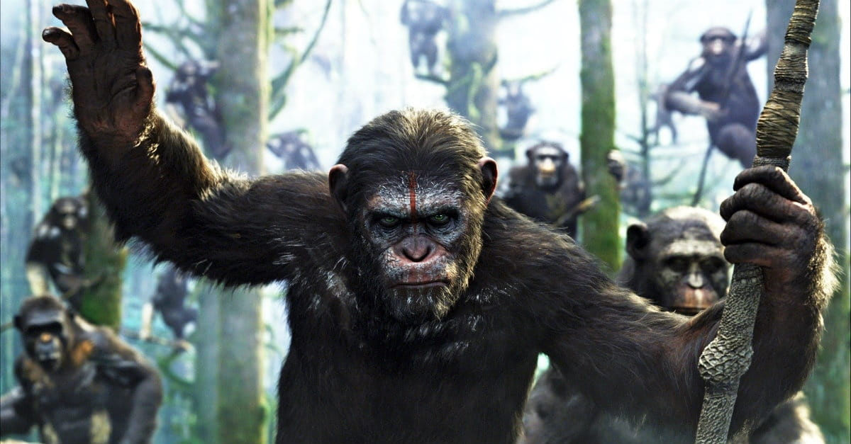 Intelligent <i>Apes</i>, Mindless Entertainment